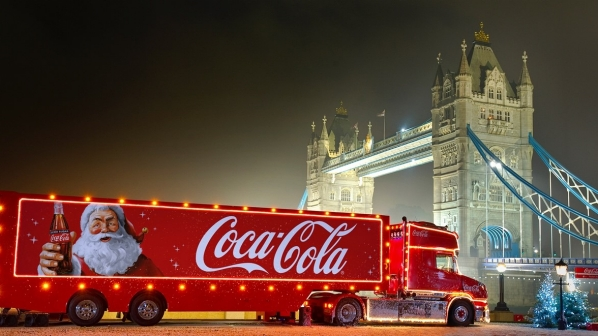 Coca-Cola truck is visiting the Trafford Centre this Christmas - Bury Times