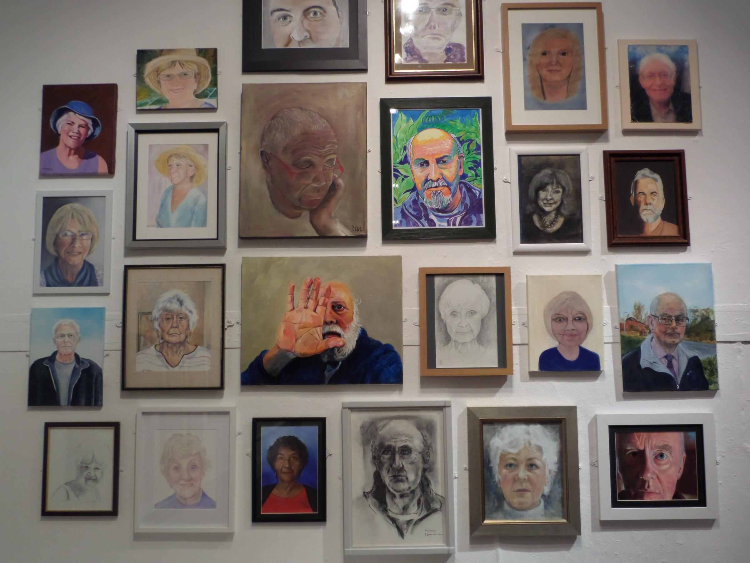 Bury  Art Society Annual Exhibition