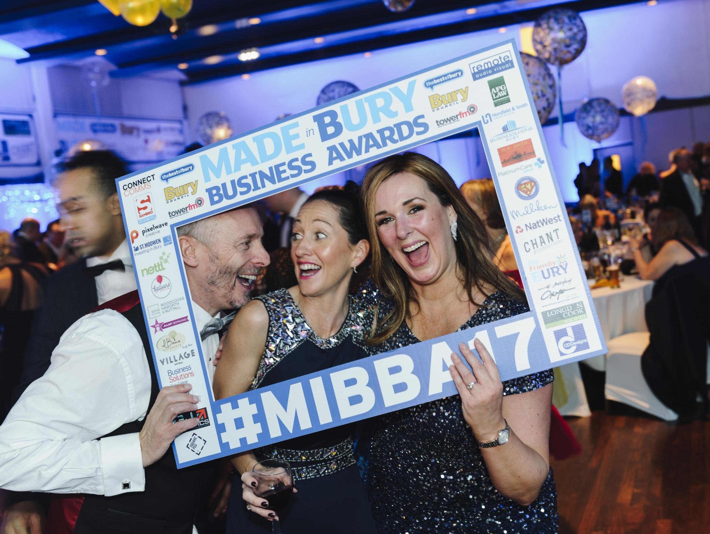 Get ready to find out who won in The Made in Bury Business Awards