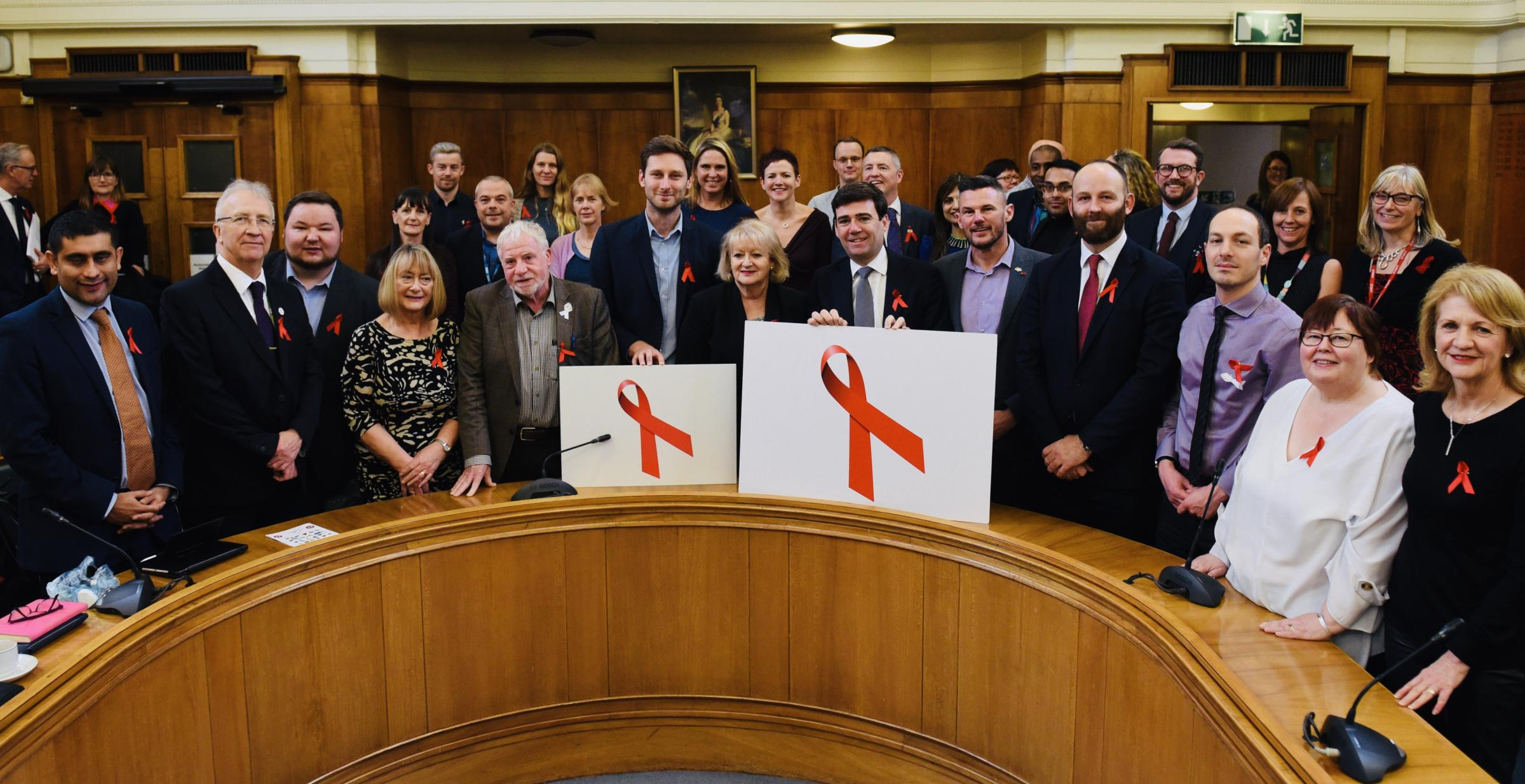 Greater Manchester's HIV commitment