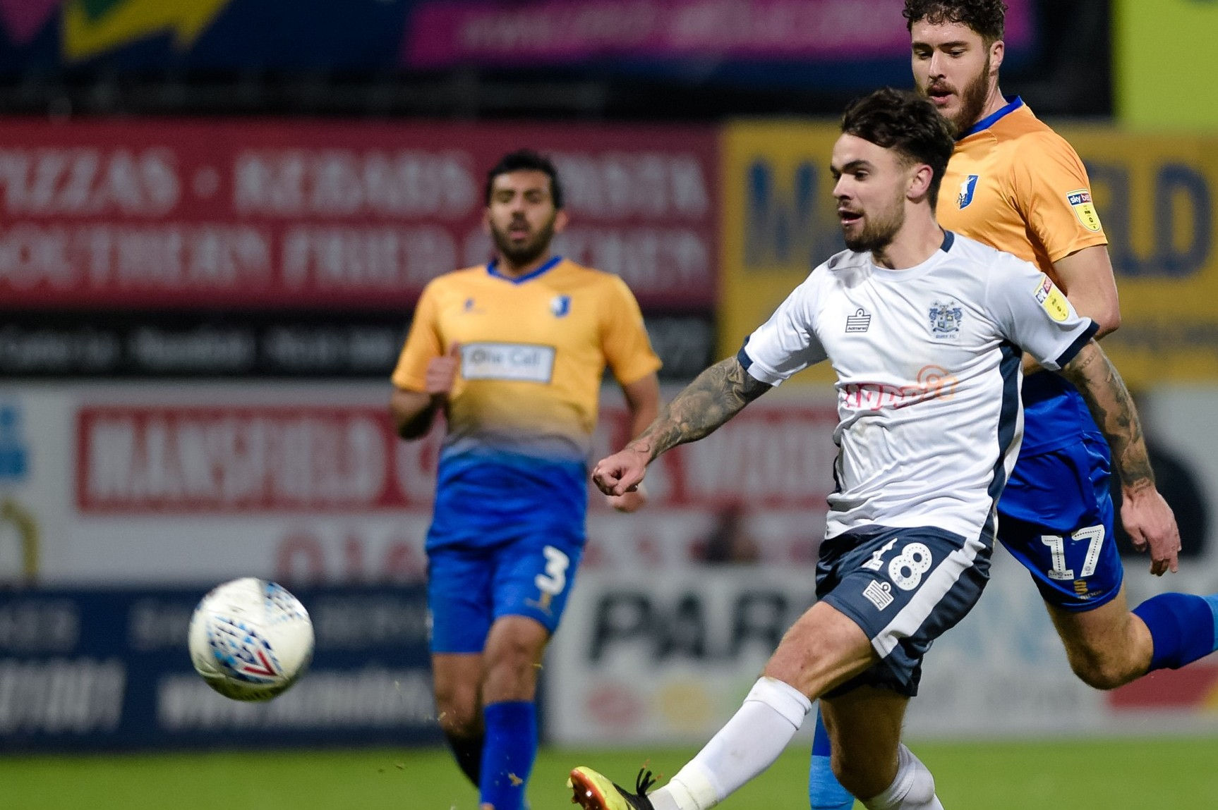 Lowe pleased with Shakers squad options as festive period looms on horizon
