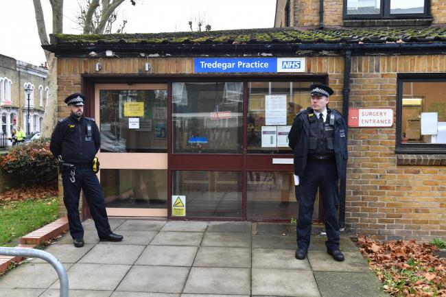 One Detained And Three In Hospital After Health Centre Stabbings Police Bury Times