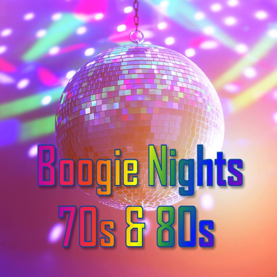70's & 80's Boogie Night
