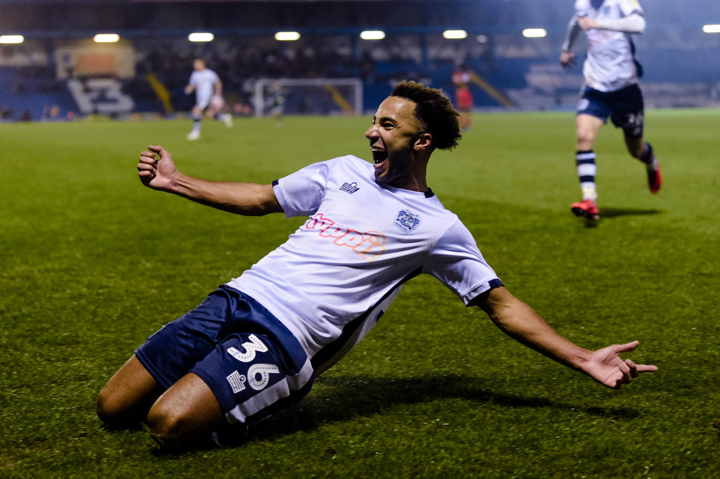 PICTURES: Images from The Shakers stunning win over MK Dons