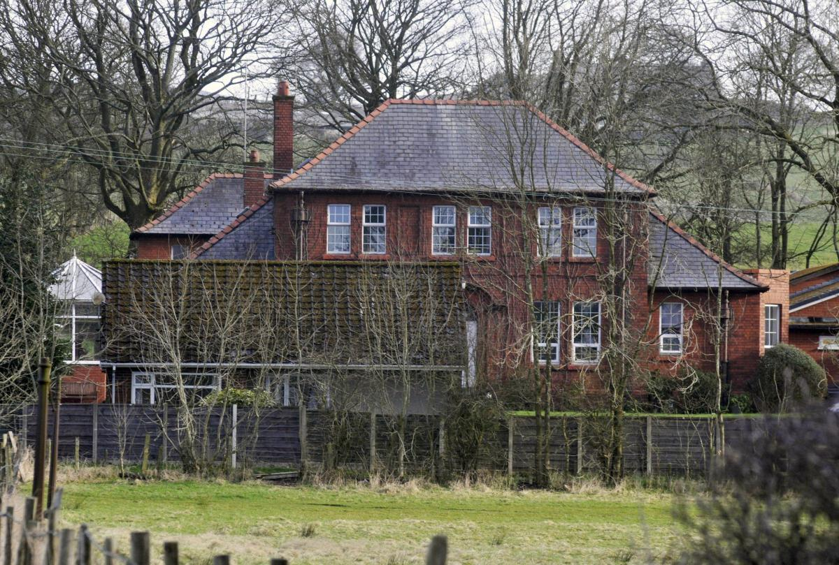 Former smallpox isolation hospital and care home put up for sale