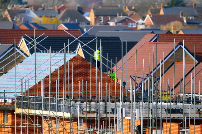a72dcef634d8 Rise in number of new build homes completed in Scotland last year ...