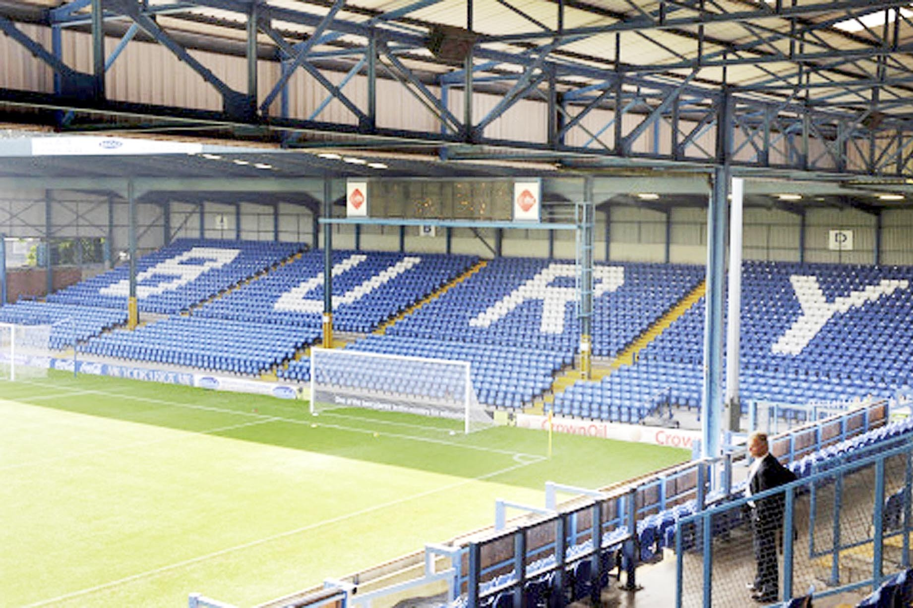 Bury FC pays debt to survive winding up bid by taxman — to be hit with another winding-up order moments later