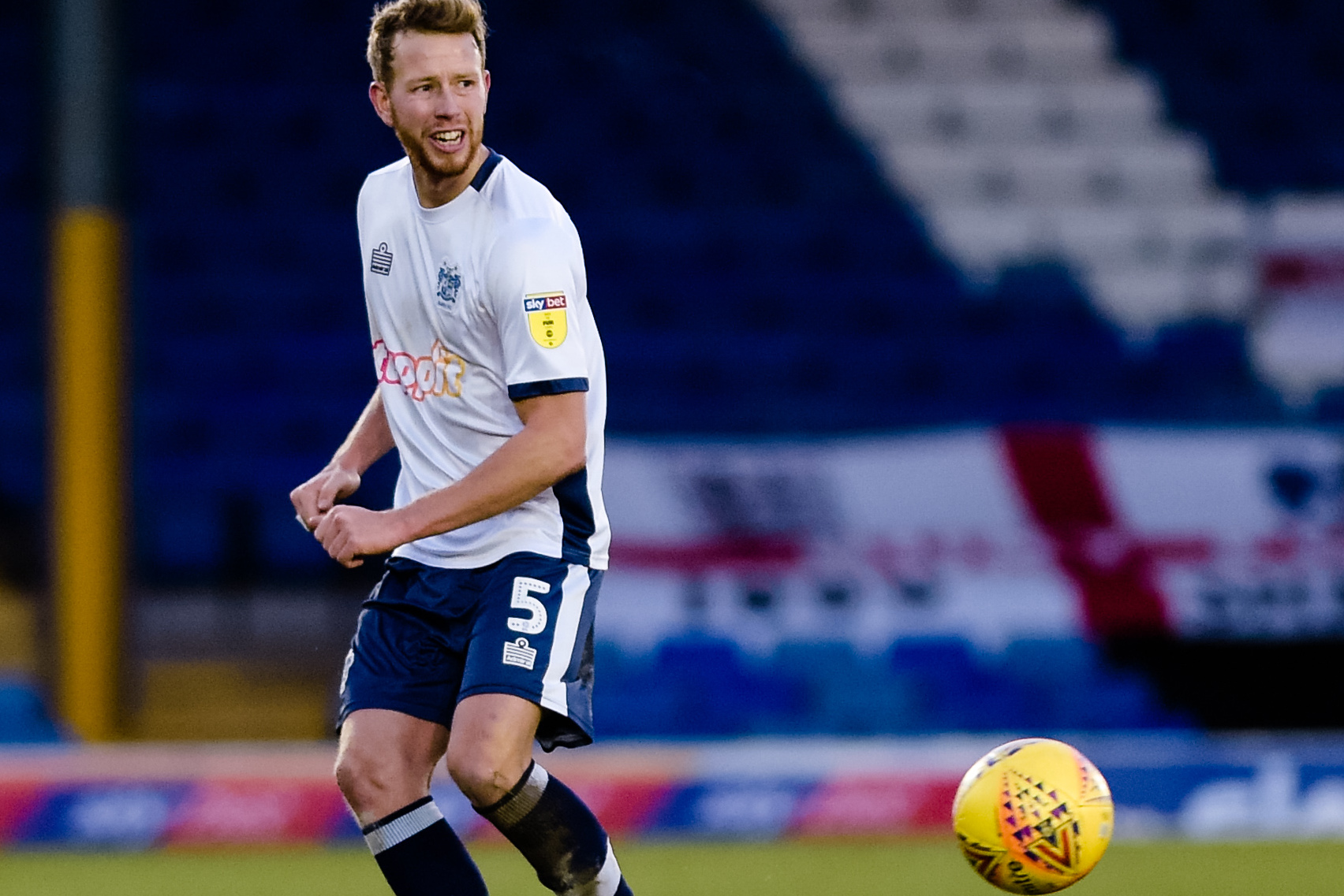 Shakers defender Thompson says Bury must remain upbeat for the run-in