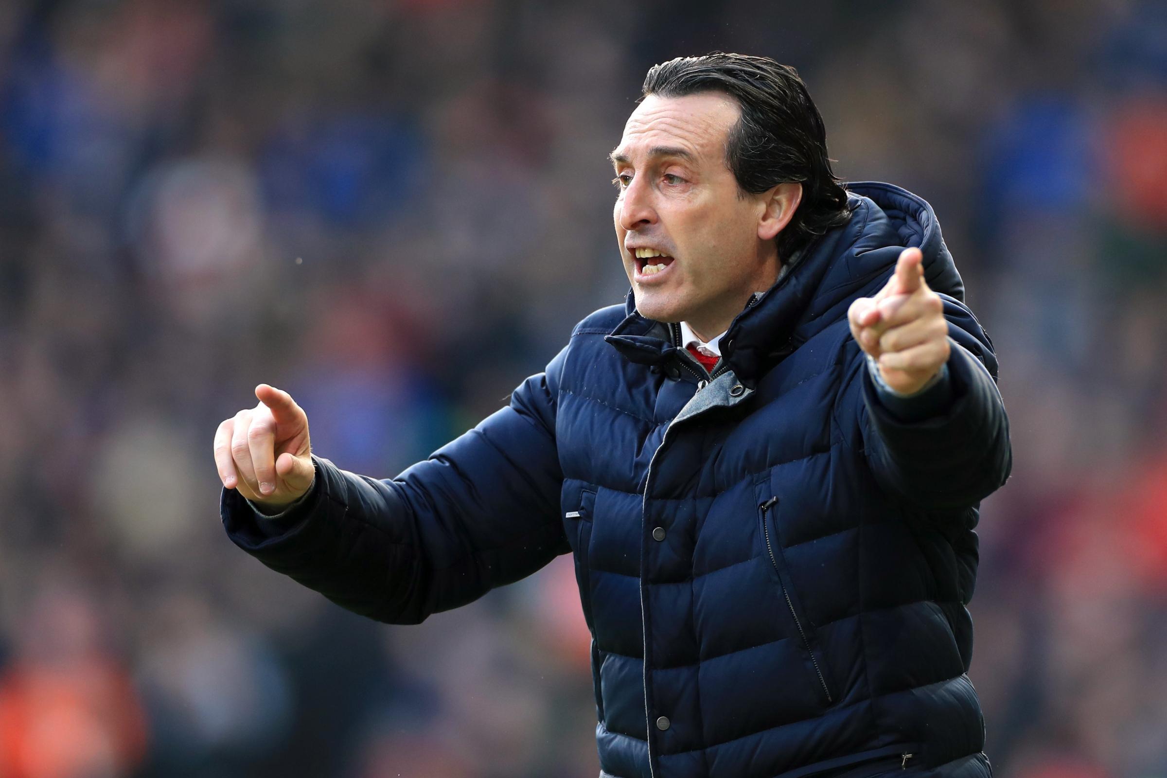 Unai Emery's Arsenal return to Europa League action against BATE Borisov