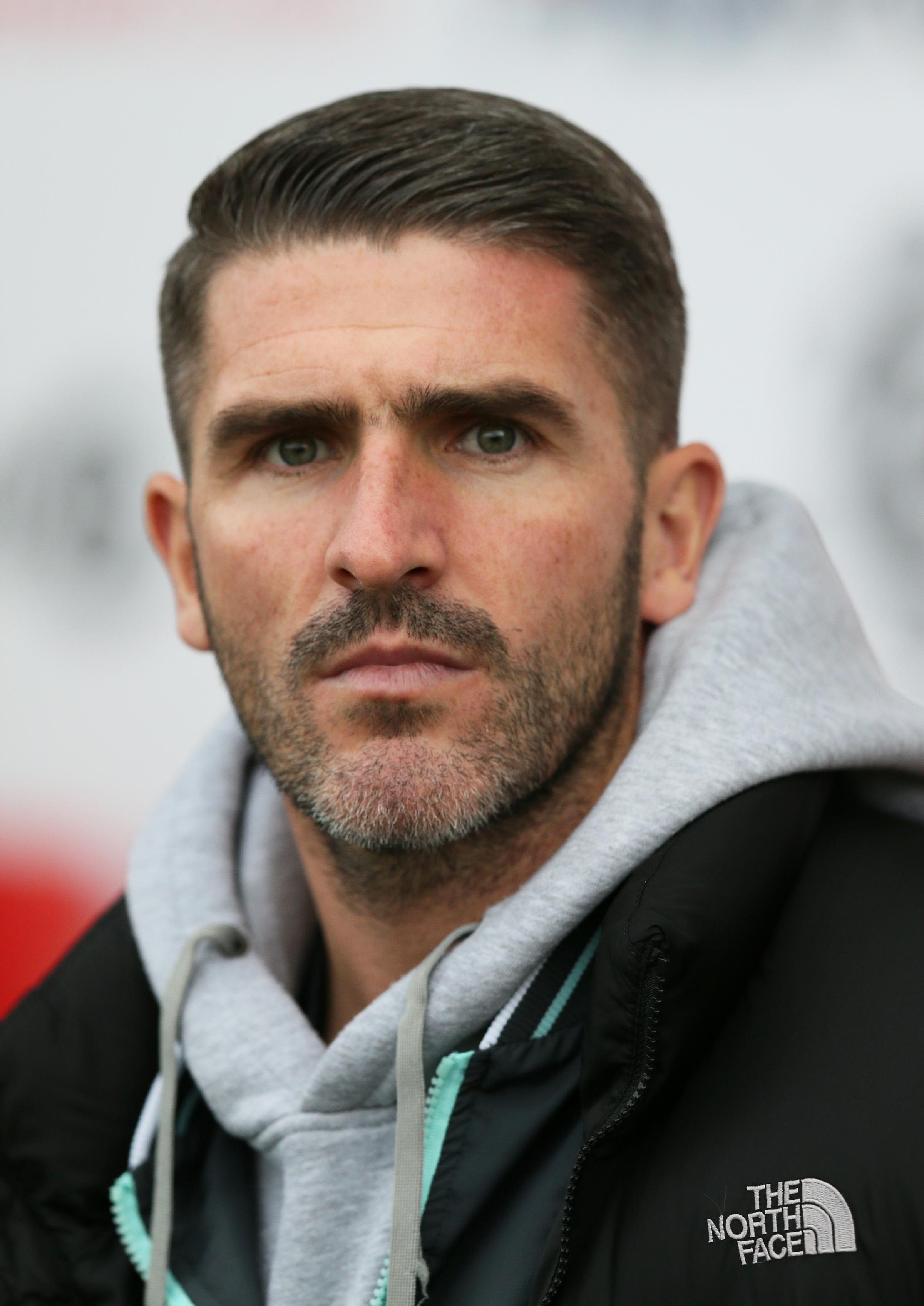 GOOD RESPONSE: Bury boss Ryan Lowe saw his side bounce back from Checkatrade Trophy disappointment in midweek