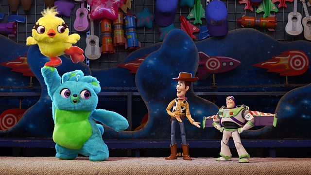 You can win a chance to voice a character in Toy Story 4