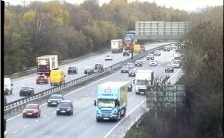 M66 reopens after long closures due to heavy rain