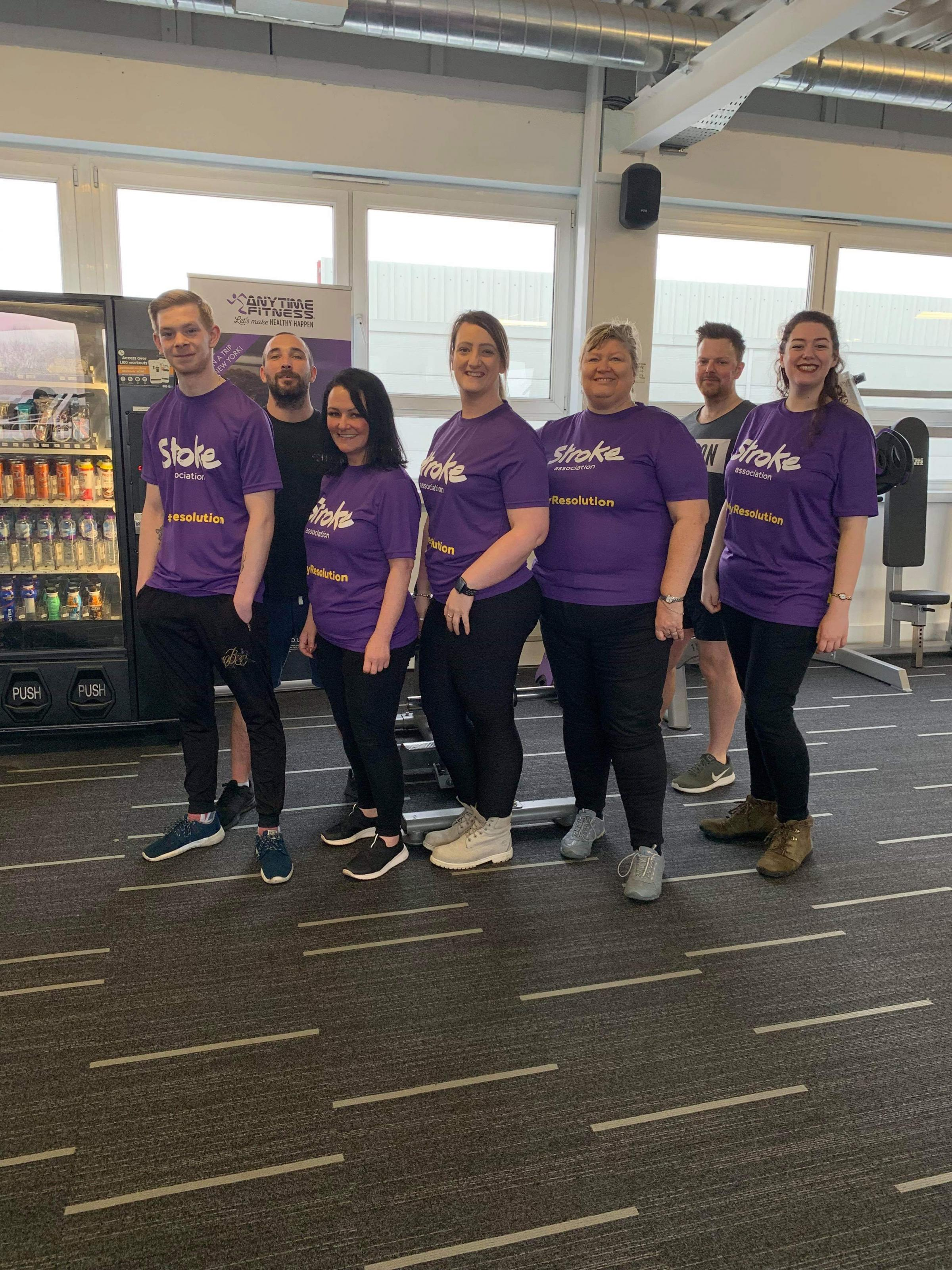 Runners to take to the streets for stroke charity