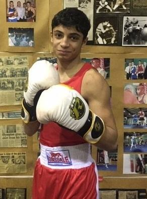 TIGHT FIGHT: Bury ABC's Abdul Khan