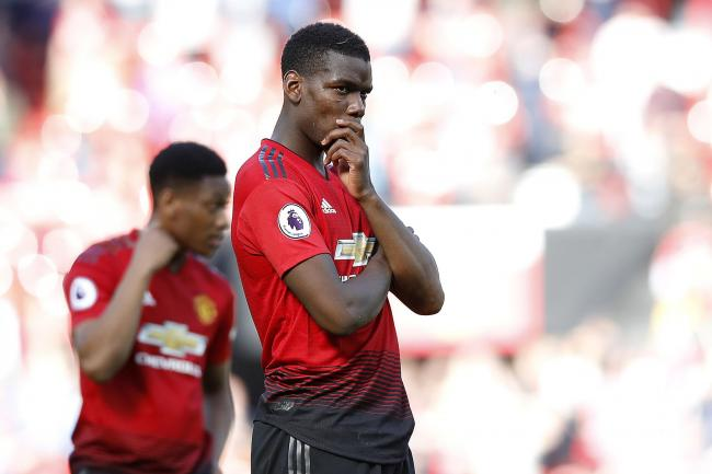 Paul Pogba is reportedly wanted by Real Madrid