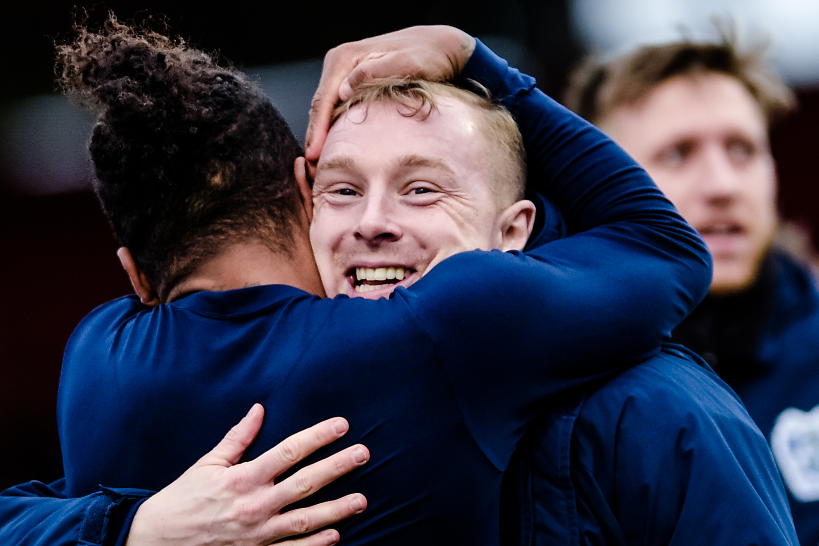 Nicky Adams explains how Bury put financial woes to one side to win promotion