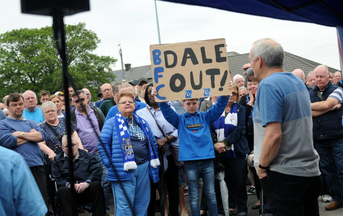 Bury FC fans issue desperate appeal to help save club | Bury