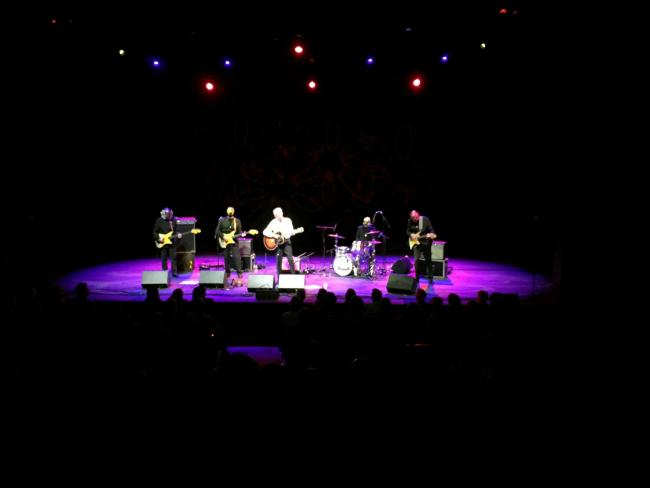 Nick Lowe and Los Straitjackets at RNCM