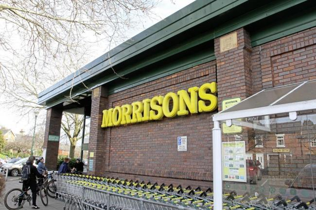 Morrisons is to sell steel straws