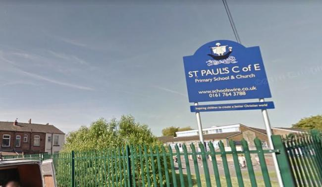 STANDARDS: St Paul's CE Primary School, Bury. Picture: Google Maps