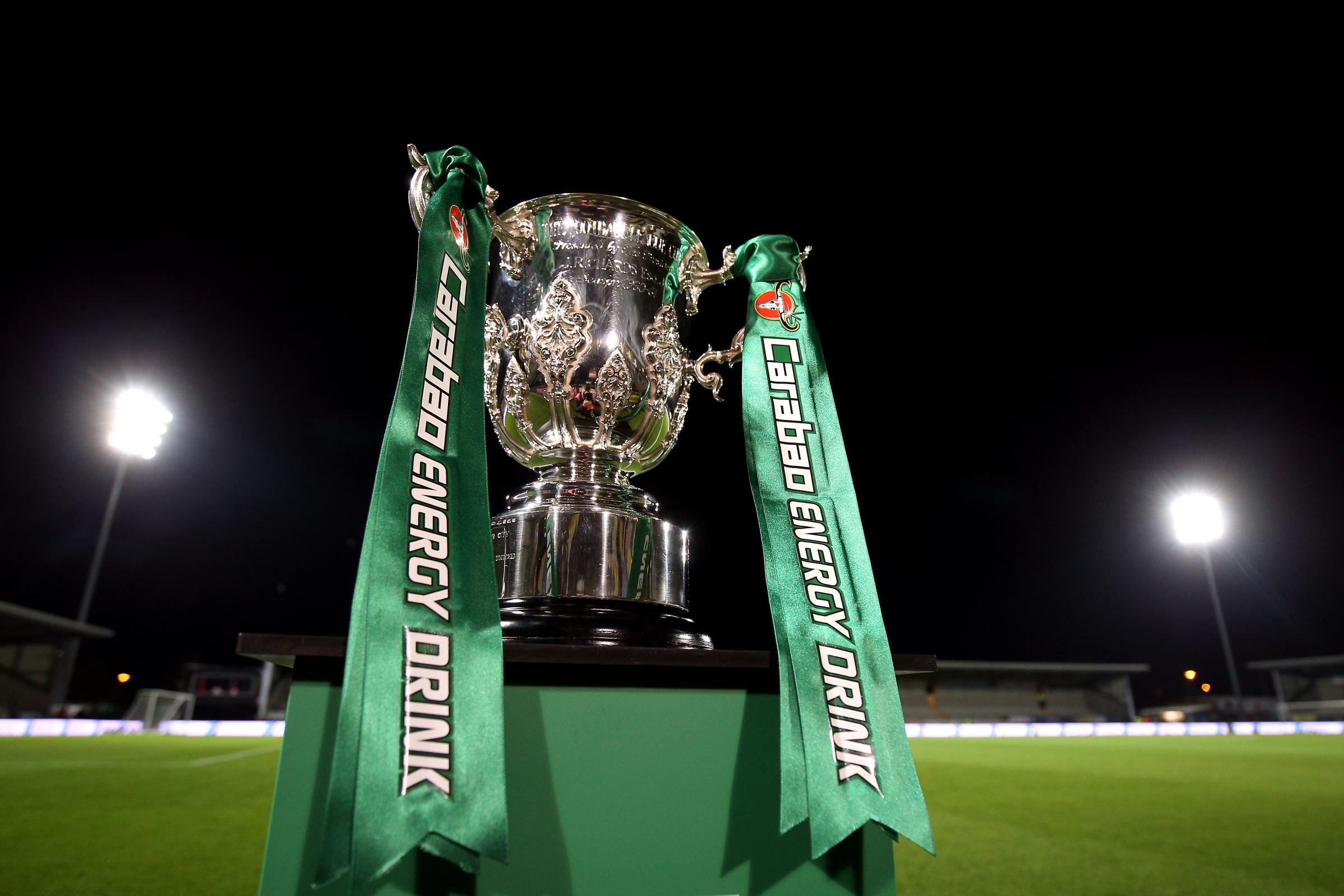 Bury's Carabao Cup first round opponents confirmed